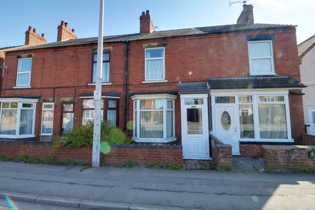 Thumbnail Terraced house for sale in Messingham Road, Bottesford, Scunthorpe