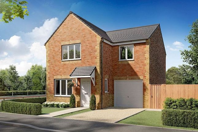 Thumbnail Detached house for sale in Plot 57, Westmeath, Greymoor Meadows, Kingstown Road, Carlisle