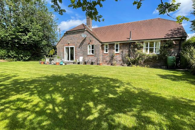 Thumbnail Detached bungalow for sale in Ramsbury Close, Kings Stag, Sturminster Newton