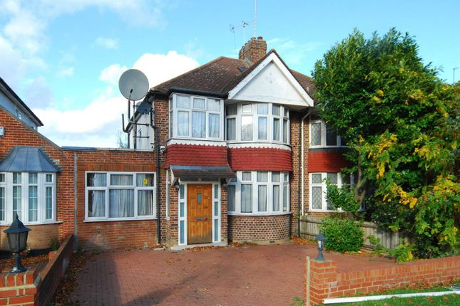 Thumbnail Property to rent in Twyford Abbey Road, Ealing