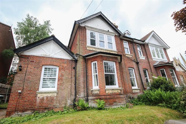 Thumbnail Flat to rent in Whitworth Crescent, Southampton