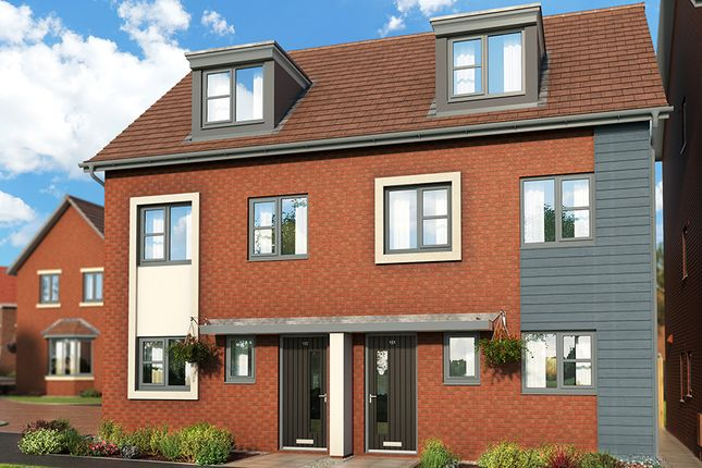 """Thumbnail Property for sale in """"The Caraway At Meadow View, Shirebrook"""" at Brook Park East Road, Shirebrook, Mansfield"""