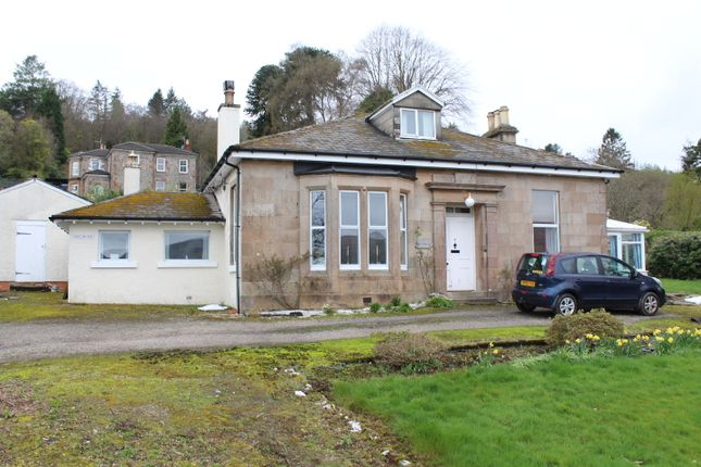 Thumbnail Detached bungalow for sale in Shore Road, Clynder