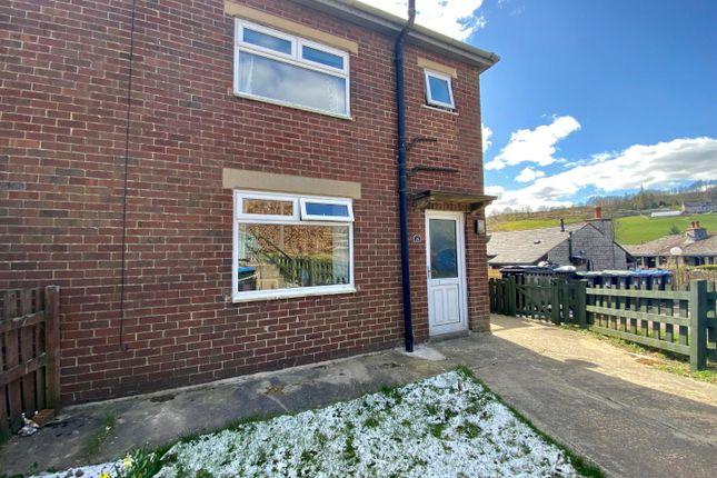 3 bed semi-detached house for sale in King Street, Middleton, Matlock DE4