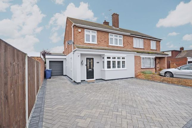 Semi-detached house for sale in Allensway, Corringham, Stanford-Le-Hope