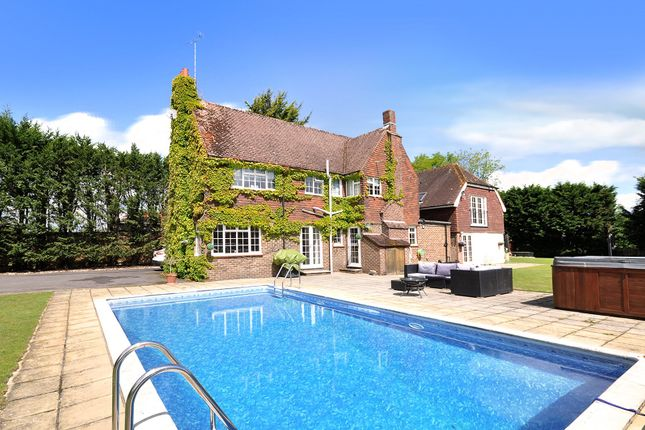Thumbnail Detached house for sale in North End, Pulborough, West Sussex
