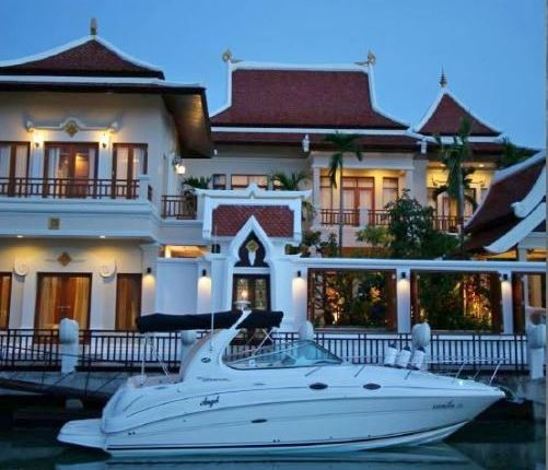 Thumbnail Villa for sale in Jomtien, Pattaya, Chon Buri, Eastern Thailand