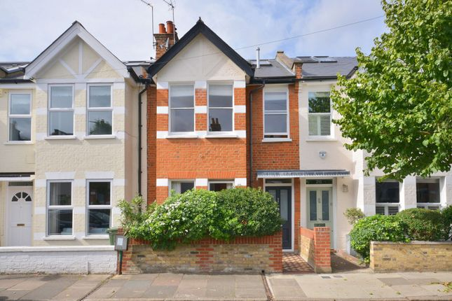 Thumbnail Terraced house to rent in Second Avenue, Mortlake