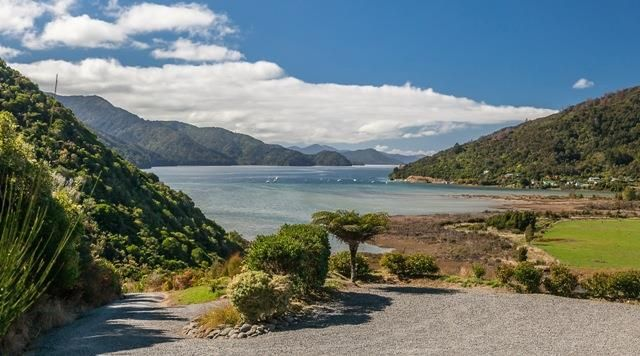 Thumbnail Country house for sale in Anakiwa, Queen Charlotte Sounds, Marlborough, South Island, New Zealand