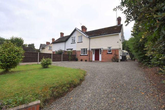 Thumbnail Semi-detached house for sale in Bromyard Road, Tenbury Wells