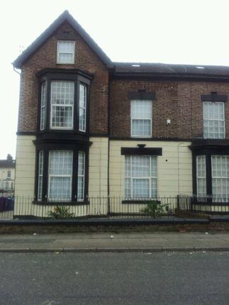 Thumbnail Flat to rent in Grey Road, Walton