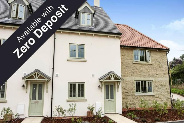 3 bed town house to rent in Factory Hill, Bourton, Gillingham SP8