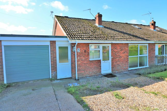 Thumbnail Detached house for sale in Hall Road, Bawdeswell