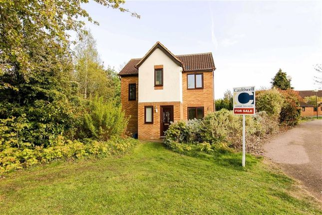 Thumbnail Property for sale in Isaacson Drive, Wavendon Gate, Milton Keynes, Bucks