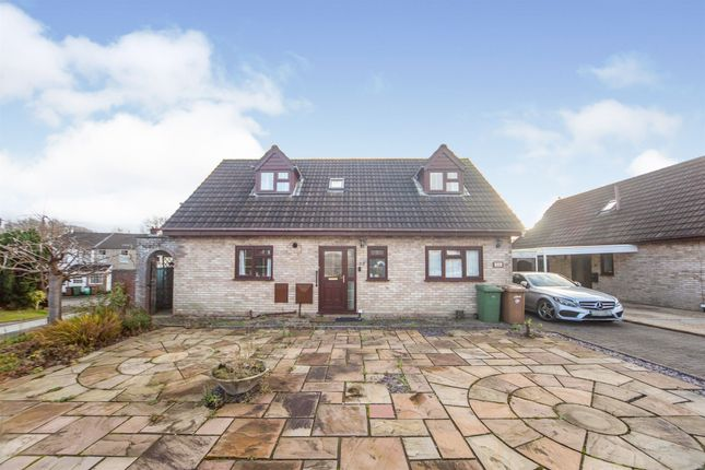 Thumbnail Detached house for sale in Tollgate Close, Caerphilly