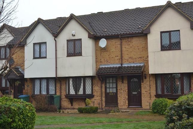 Thumbnail Terraced house for sale in Alder Walk, Stanborough Park, Garston, Watford