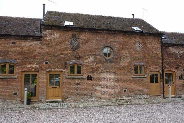 Thumbnail Barn conversion to rent in Jack Lane, Weston, Crewe