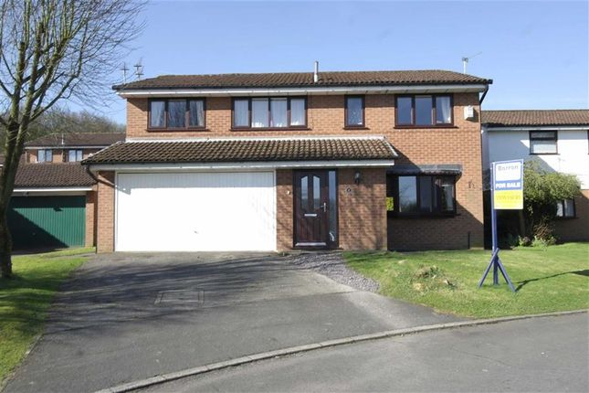 Thumbnail Detached house for sale in Wallbrook Avenue, Billinge