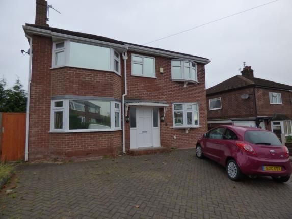 Thumbnail Detached house for sale in Vicarage Road, Ashton-Under-Lyne, Manchester, Greater Manchester