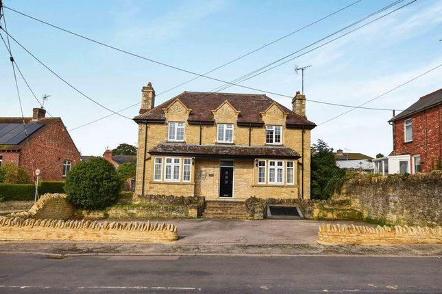Thumbnail Detached house for sale in The Old White Horse, High Street, Wymington