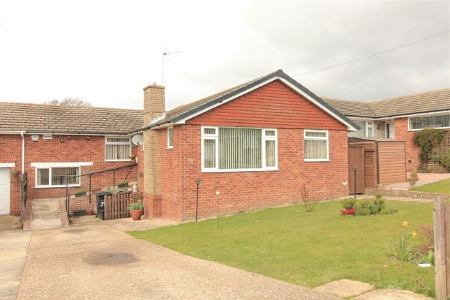 Thumbnail Detached bungalow for sale in Pebsham Lane, Bexhill On Sea, East Sussex