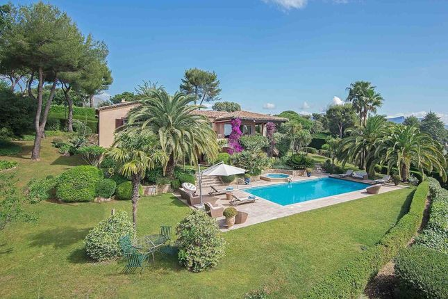 Thumbnail Villa for sale in Les Hauts De Saint Paul, French Riviera, France
