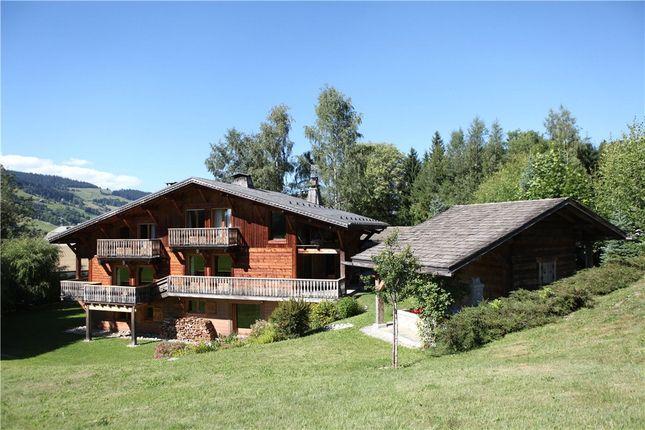 Thumbnail Chalet for sale in Megeve, Haute-Savoie, Rhone-Alpes, France