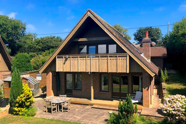 Thumbnail Detached house for sale in Valley Road, Harmans Cross, Swanage