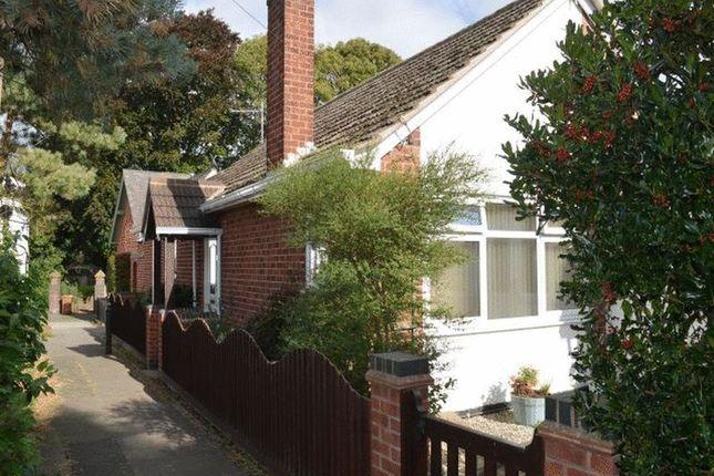 Thumbnail Bungalow to rent in Stoke Golding, Nuneaton