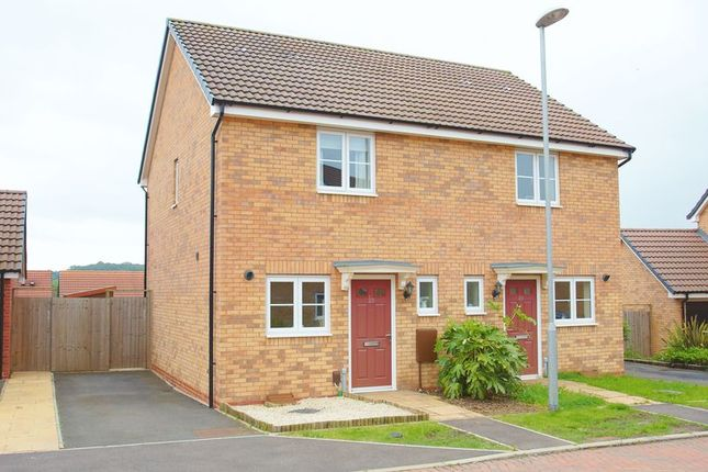2 bed semi-detached house for sale in Gretton Close, Brockhill, Redditch, Worcestershire
