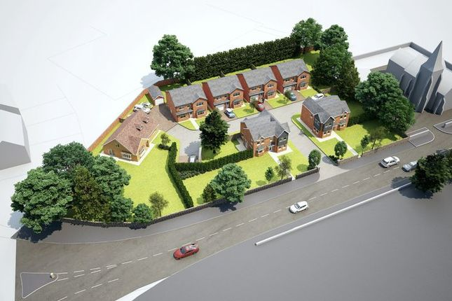 Thumbnail Land for sale in Development Site, Tunstall Road, Knypersley.
