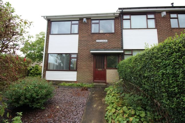Thumbnail Semi-detached house for sale in Pent Court Lead Road, Greenside, Ryton