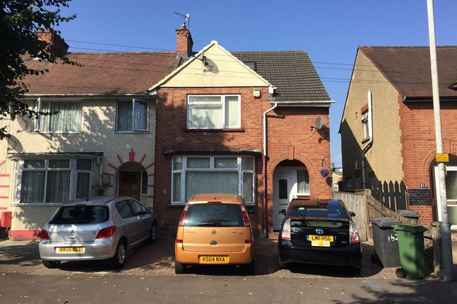 Thumbnail End terrace house for sale in Kingsway, Luton