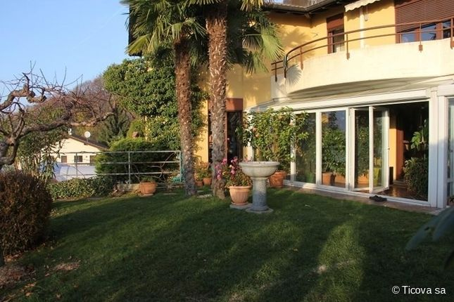 Thumbnail Detached house for sale in 6963, Cureggia, Switzerland