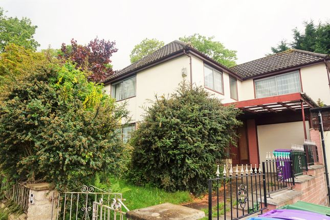 Thumbnail Detached house for sale in Gateacre Rise, Woolton, Liverpool