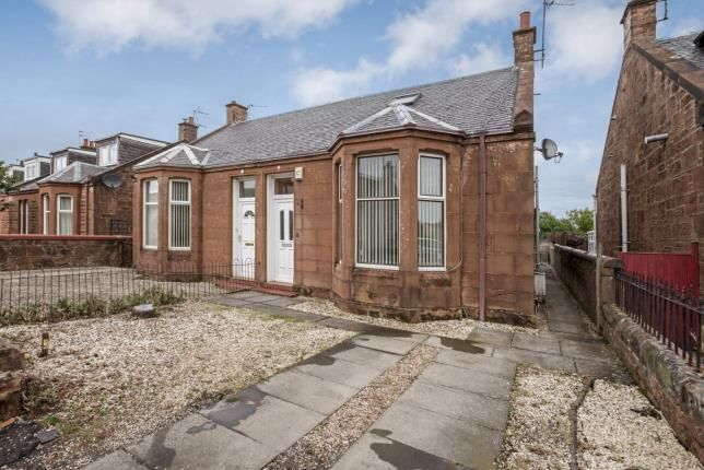 Thumbnail Bungalow for sale in Briarhill Road, Prestwick