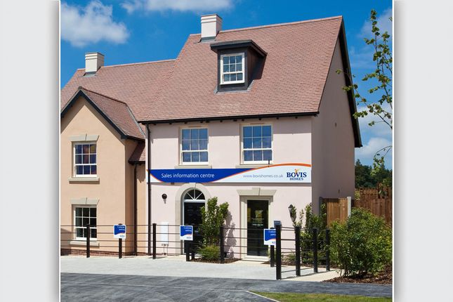 """Thumbnail End terrace house for sale in """"The Bennet"""" at Romsey Road, Winchester"""