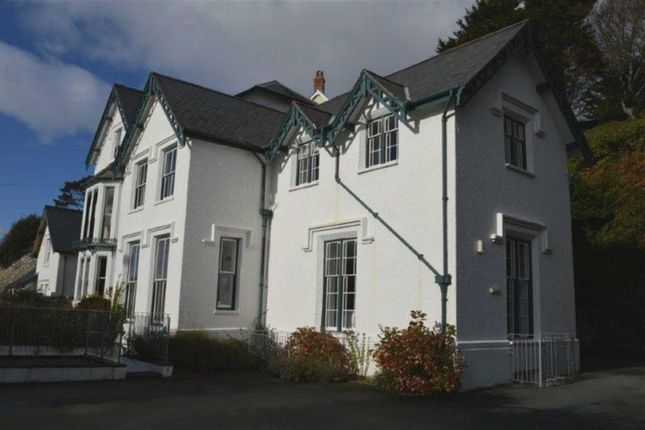 Thumbnail Flat for sale in Lower Deck, Craig Y Don, Aberdyfi, Gwynedd