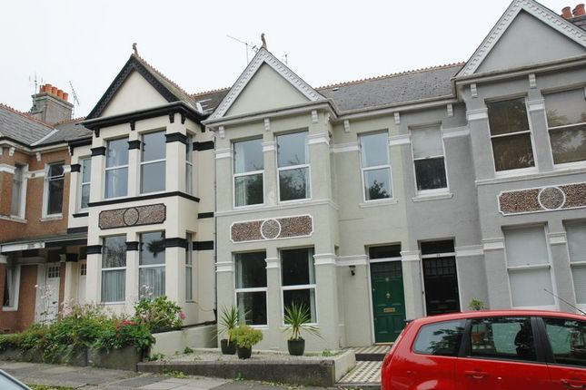 Thumbnail Terraced house to rent in Barn Park Road, Plymouth