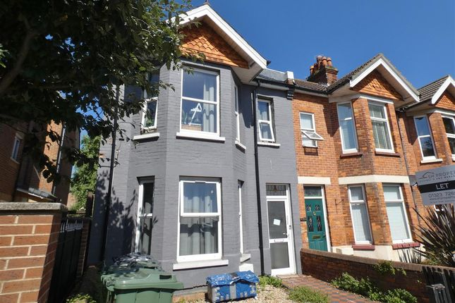 5 bed end terrace house for sale in Seaside, Eastbourne BN22