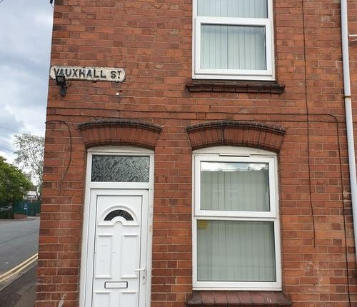 Thumbnail Terraced house to rent in Vauxhall Street, Coventry