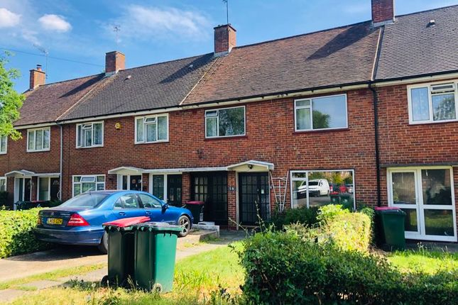 Thumbnail Terraced house to rent in Five Acres, Crawley