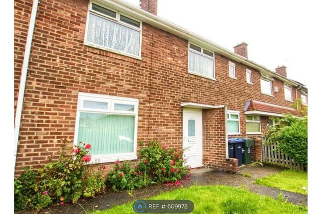 Thumbnail Terraced house to rent in Darenth Crescent, Middlesbrough