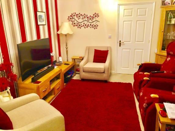 Living Room of Jarvis Court, Burwell Hill, Brackley, Northants NN13