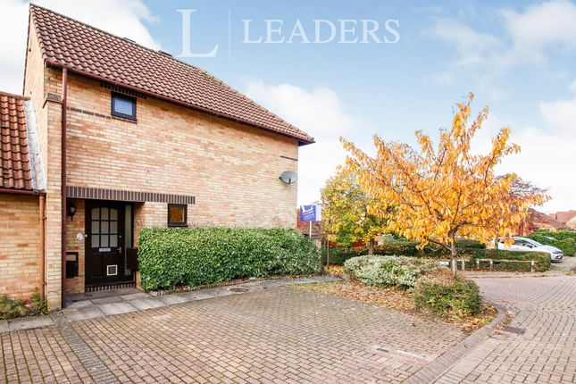 2 bed end terrace house to rent in Gramwell, Shenley Church End, Milton Keynes MK5