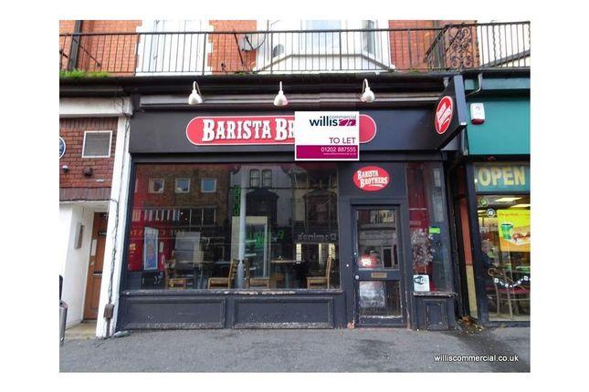 Thumbnail Restaurant/cafe to let in 9 Holdenhurst Road, Bournemouth