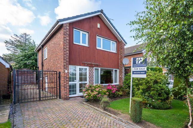 3 bed detached house for sale in Linton Drive, Leeds LS17