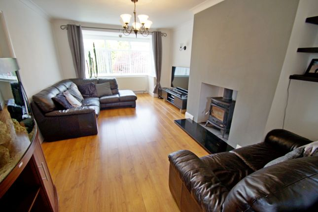 Thumbnail Semi-detached house for sale in Wraith Terrace, Horden, Peterlee