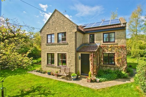 Thumbnail Detached house for sale in Baileys Lane, Westcombe, Shepton Mallet, Somerset