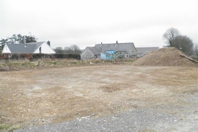 Thumbnail Land for sale in Capel Iwan, Newcastle Emlyn